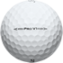 Pro v1 Ball, left side
