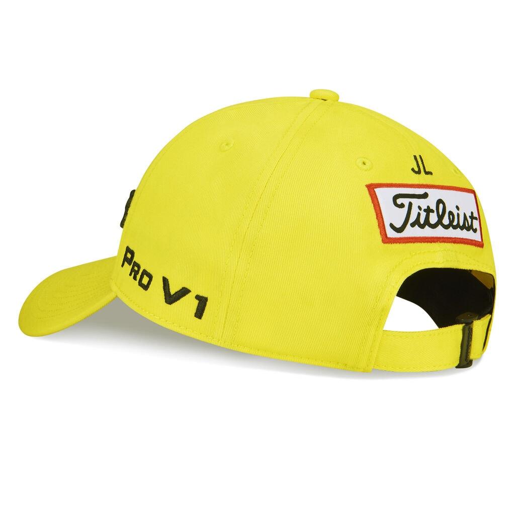 Shop Jarrod Lyle Yellow Titleist Hat  6cdd256e949