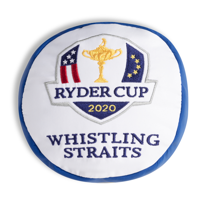 Ryder Cup Barrel Headcover Driver Royal/Gold