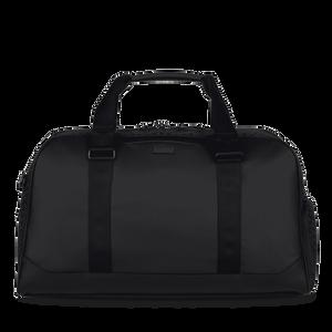 Black Chrome Premium Boston Bag
