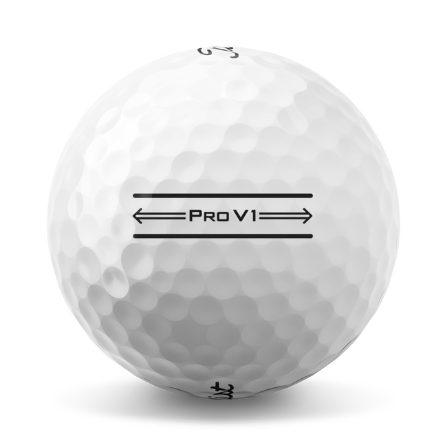 Pro V1 with Enhanced Alignment