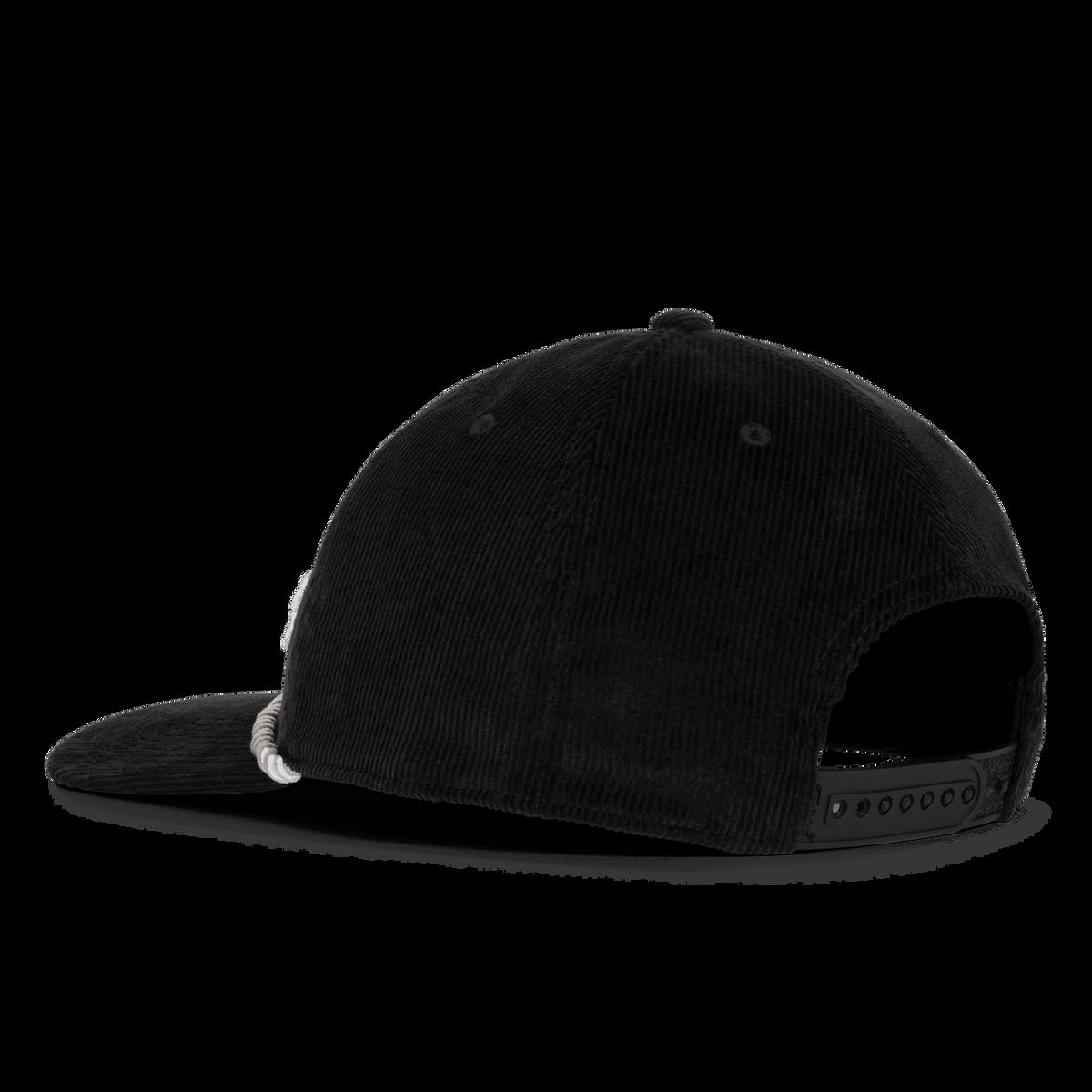 Corduroy Rope Hat