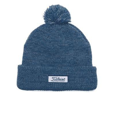 Pom Pom Winter Hat Heathered