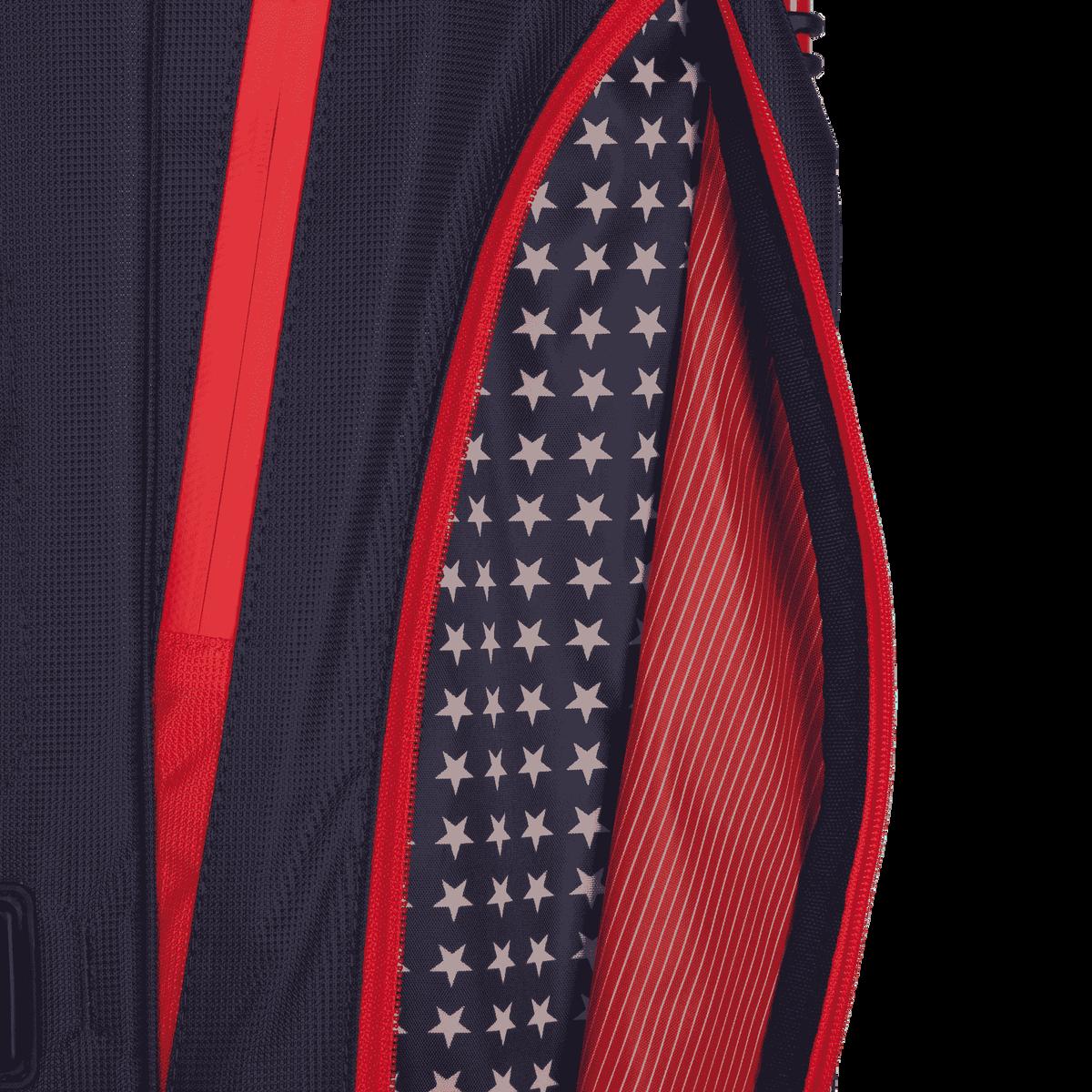 Navy Stars & Stripes Players 4 Plus