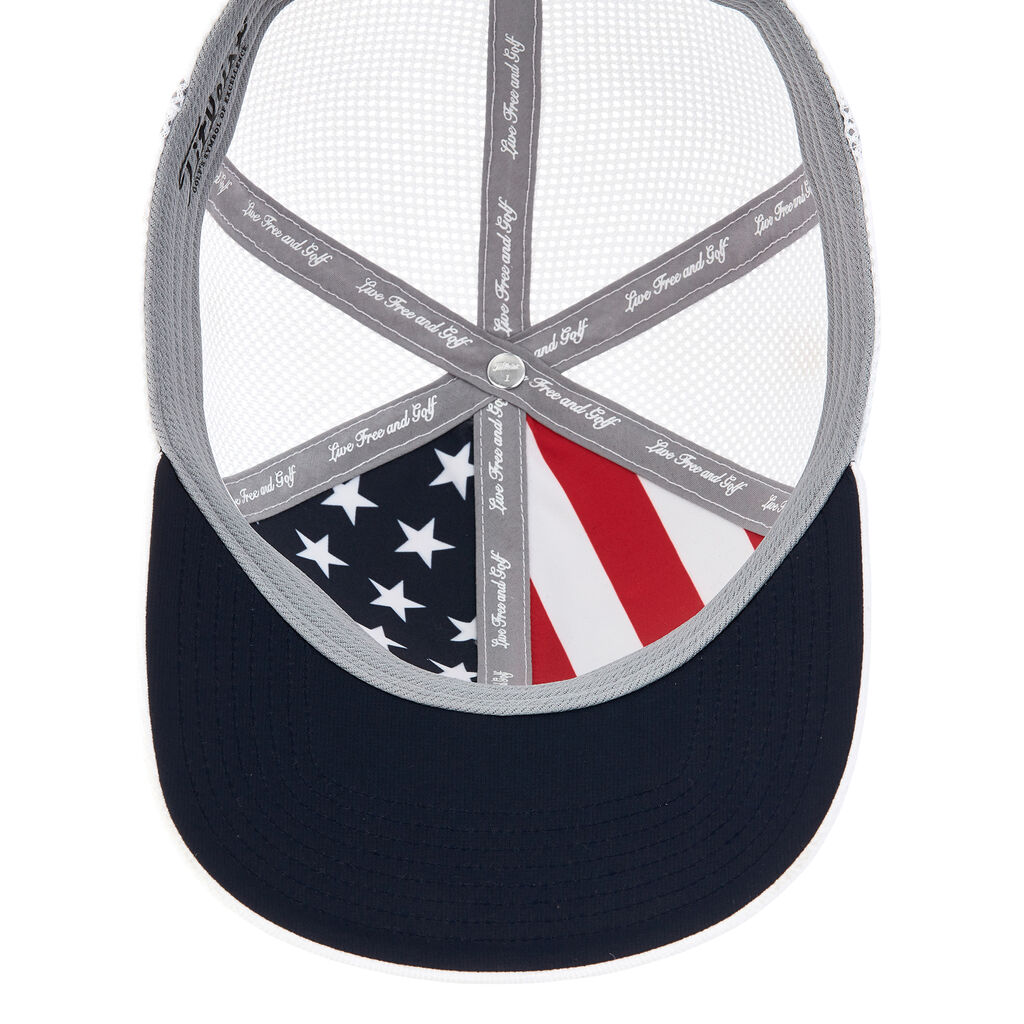 271b230d2a84c Stars and Stripes Tour Snapback Mesh. View 1 View 2 View 3