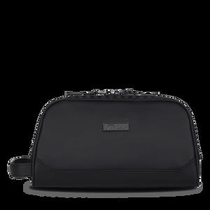 Black Chrome Premium Dopp Kit
