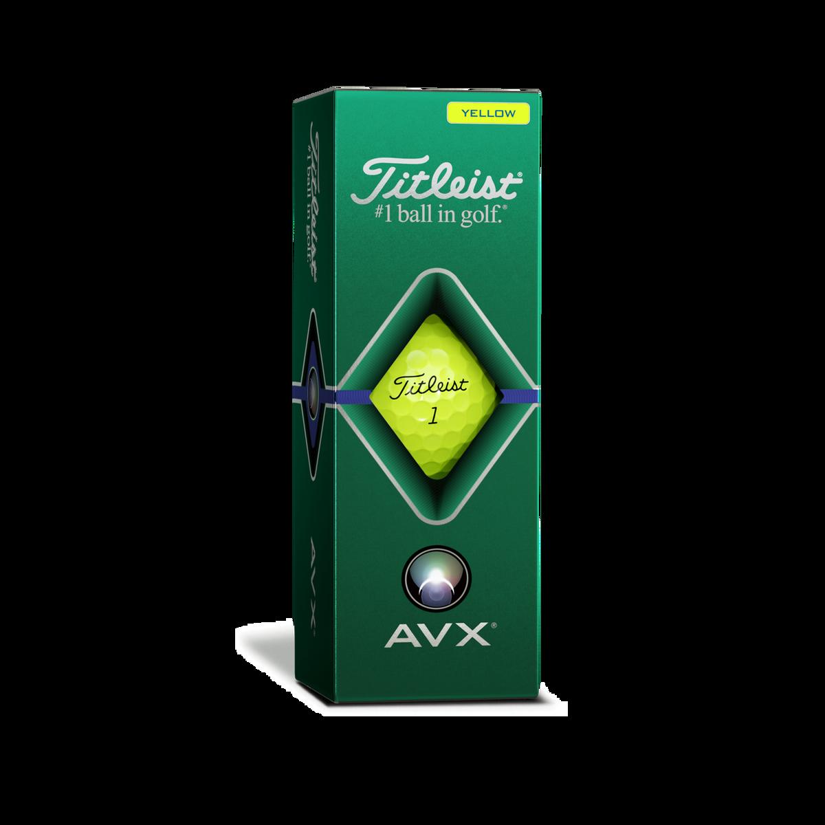 AVX Yellow