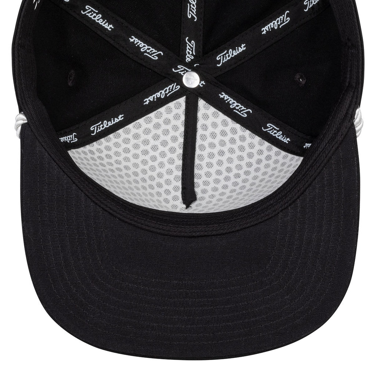 Pink Out Tour Rope Flat Bill Hat