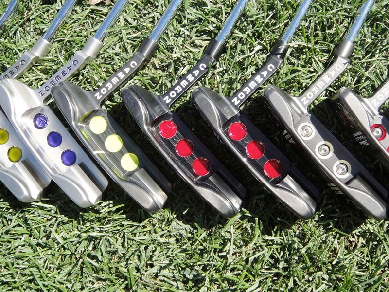 Slideshow Scotty Cameron Putters At The Bmw Championship