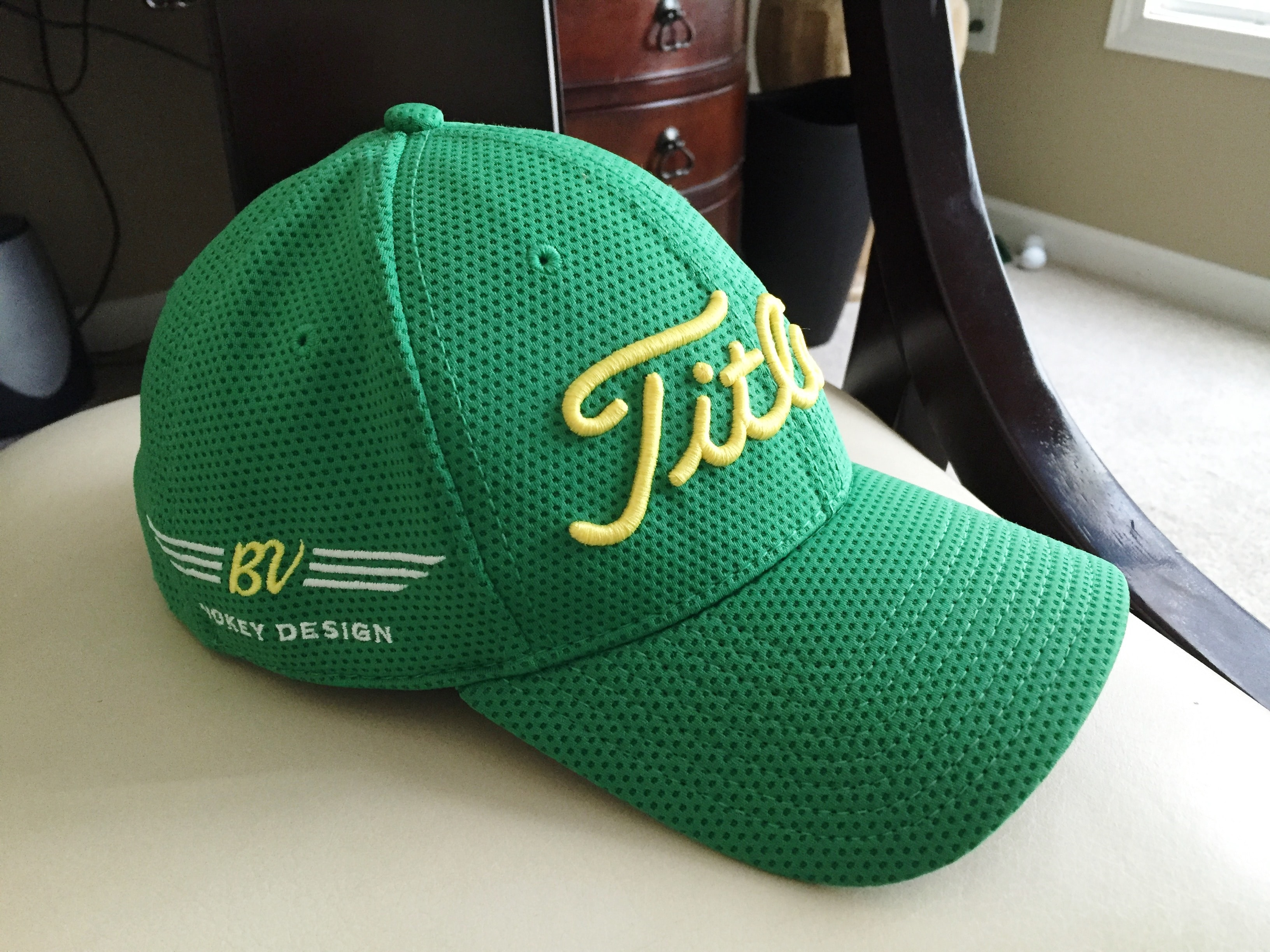 ... mine favorite is the titleist masters limited edition vokey new era hat.  titleist golf foot joy ... 5a71a47dc292