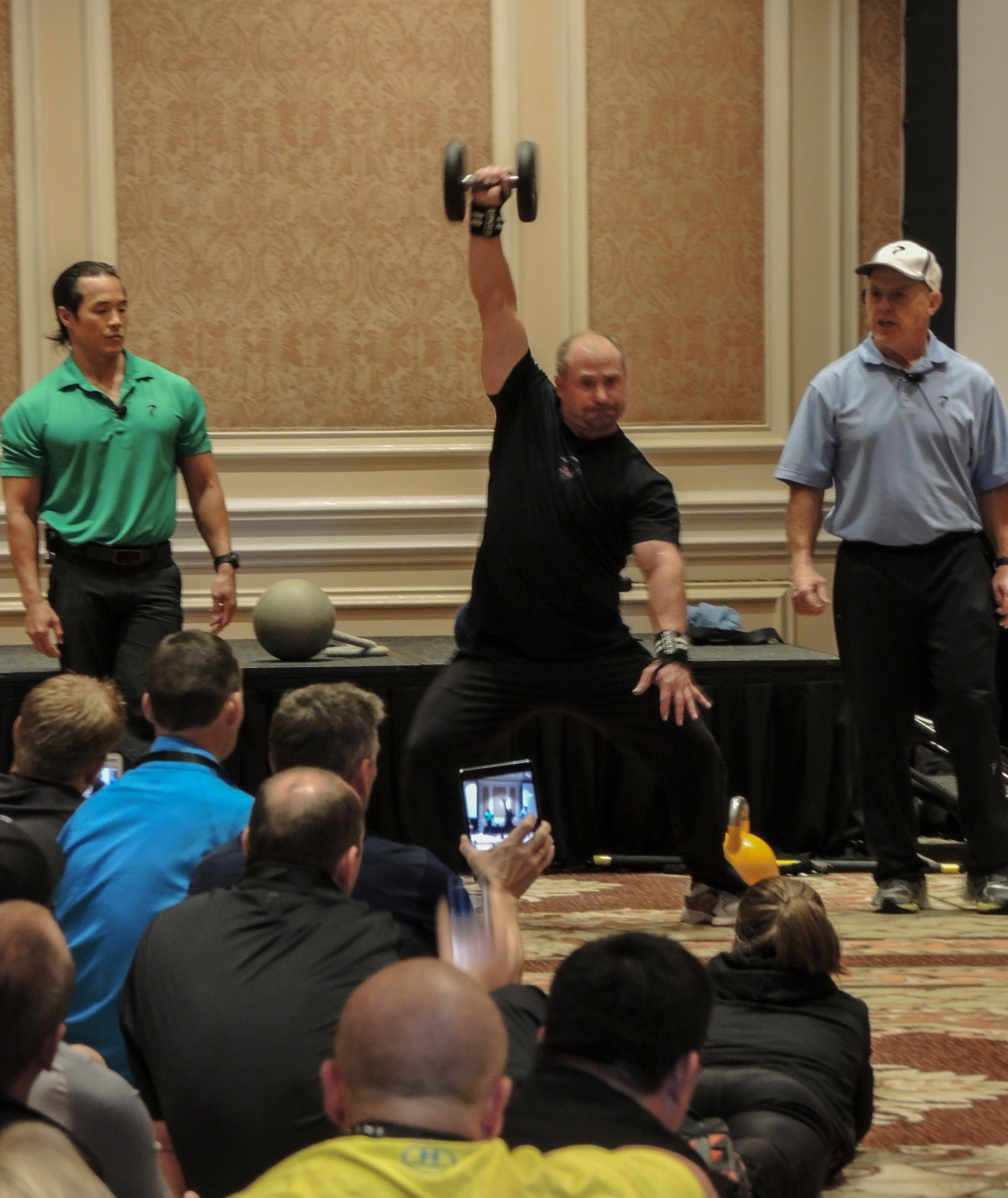 Team titleist the clubhouse world golf fitness summit 2014 pro or a fitness trainer or a medical dr and you golf you should ask them if they are tpi certified it is knowledge that will help them to help you xflitez Images