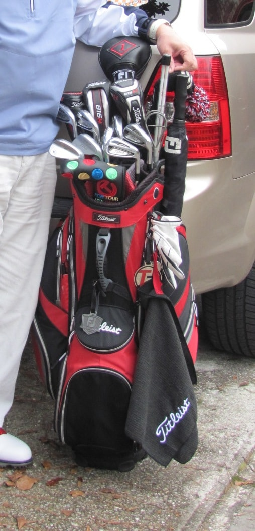 Bag When I Travel Out Of The Country To Cut Down On Weight In My Carrier For Everyday Play Choose Cart Protect Leist Clubs