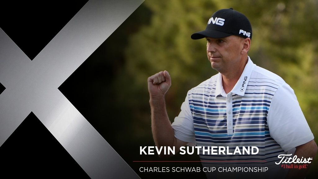 Kevin Sutherland Champions Tour