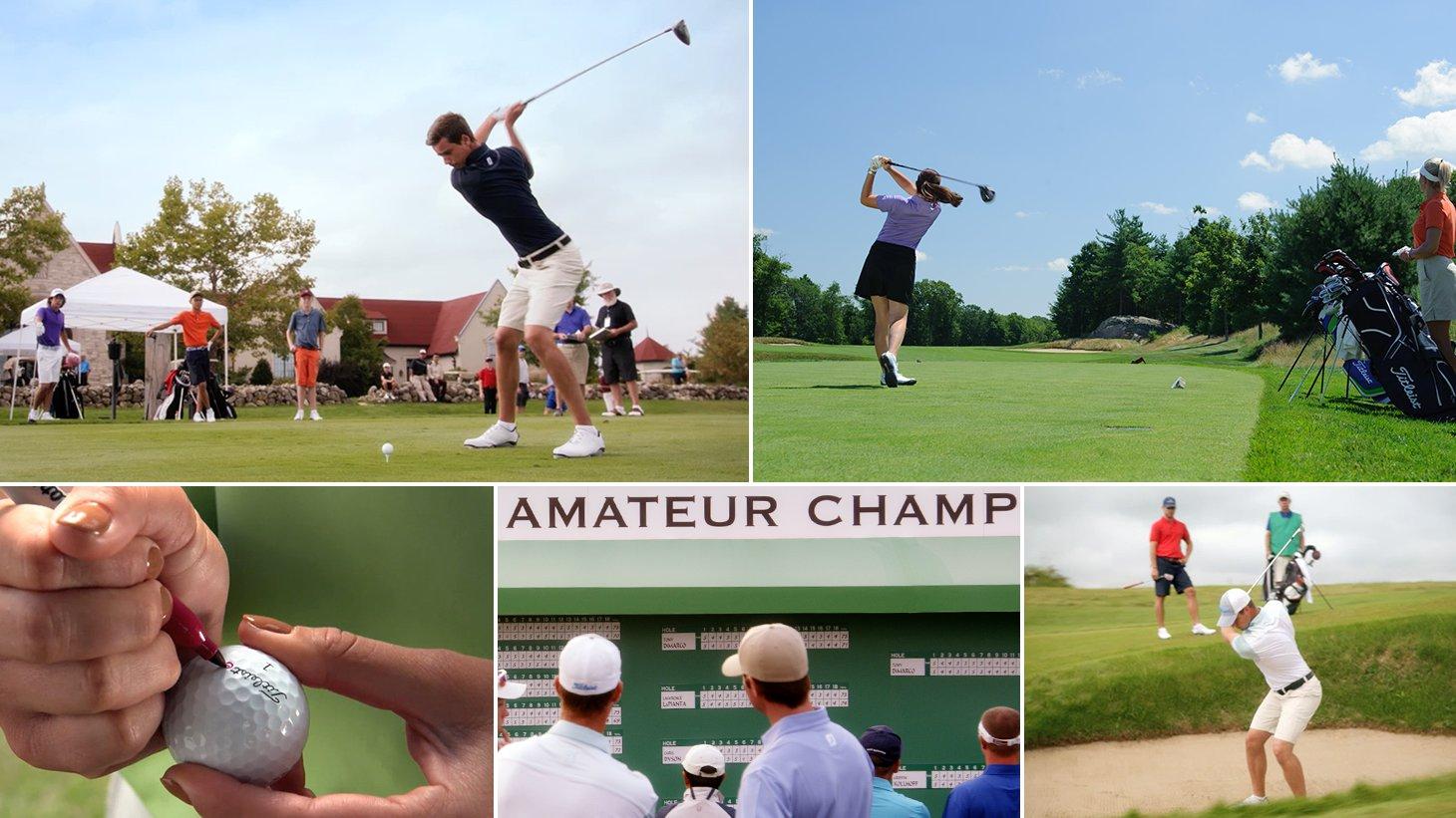 U s junior amateur golf championship