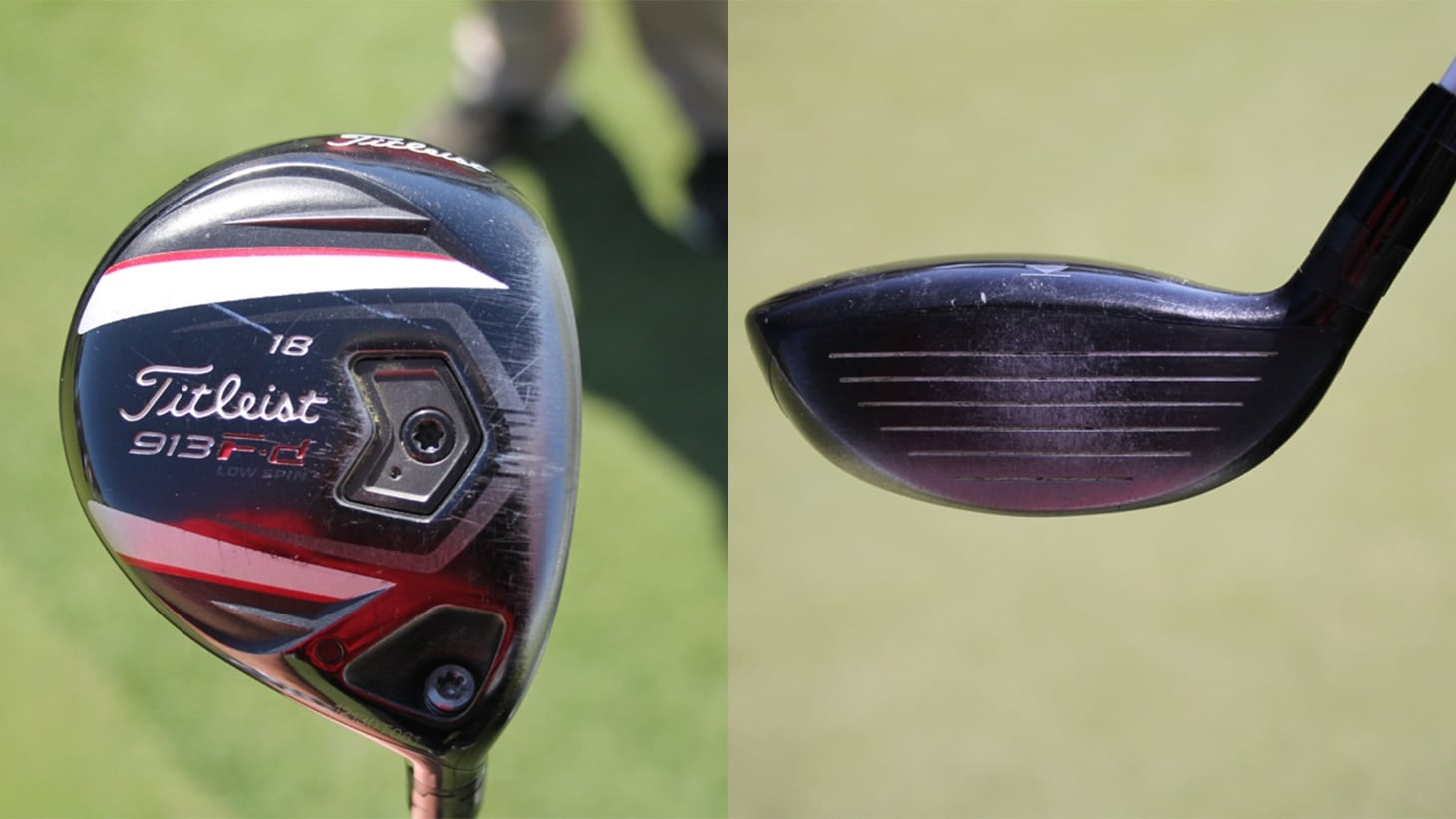 913 Fd (18.0°) fairway metal