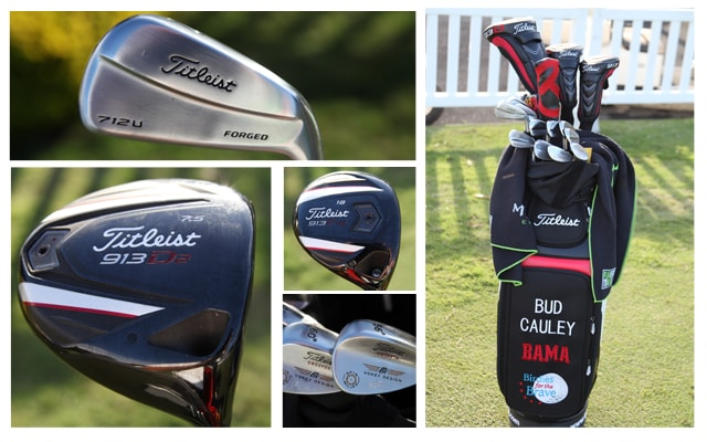 In his 2012 rookie campaign, Titleist Brand...