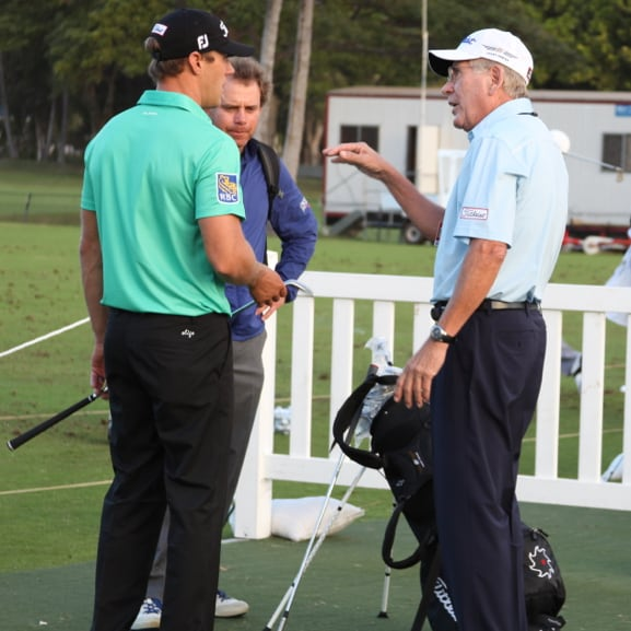 Bob Vokey catches up with Titleist Brand...