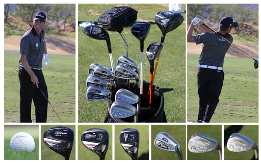 What's new in the bag of Titleist Brand...