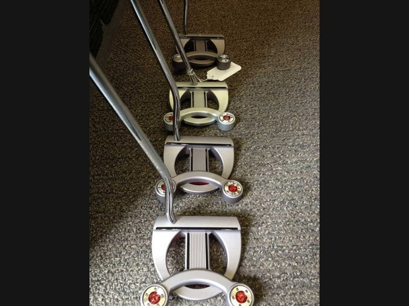 The Scotty Cameron tour reps will be showing a...