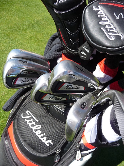 A look at Phillip Price's new 714 AP1 irons