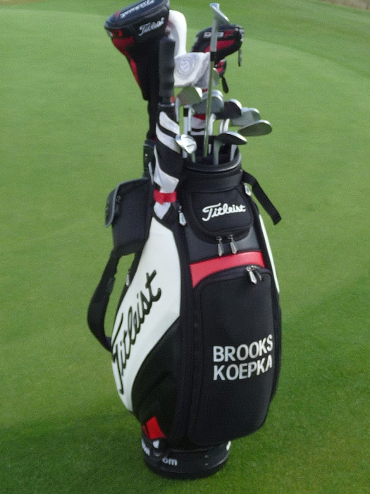 Brooks will playing 714 CB prototypes this week.