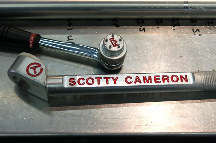 Even Scotty's tools are great to look at.