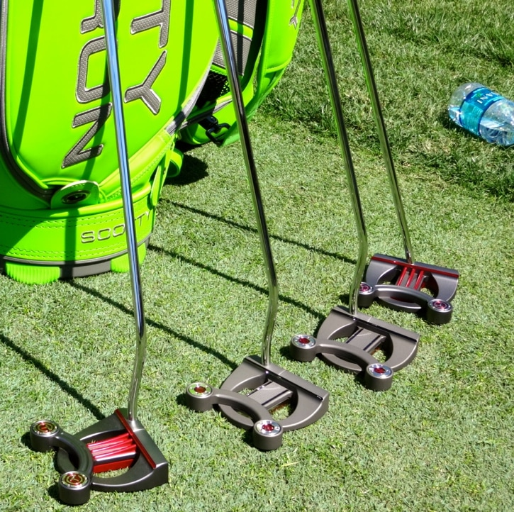 These Futura X putters...