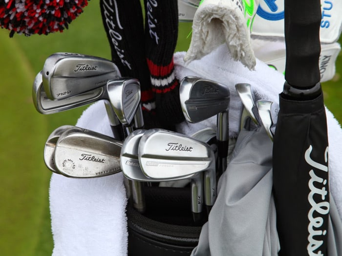 A closer look at the clubs Mike will be relying...