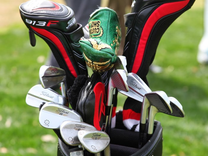 A closer look at Geoff's MB (714 series) irons...