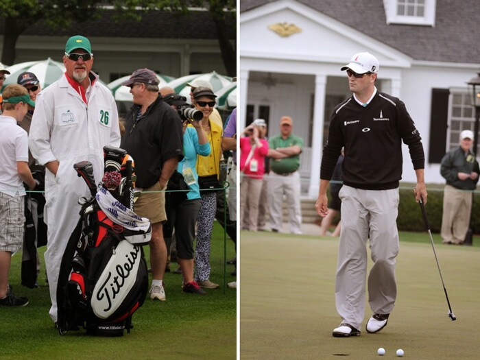 Titleist Brand Ambassador Zach Johnson was also on...