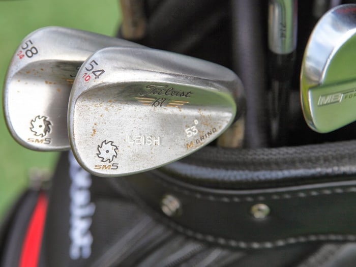 Marc's SM5 wedges.