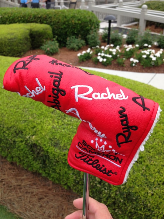 It's all in the family with this headcover.