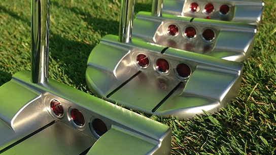 Some great looking Scotty Cameron Studio Select...