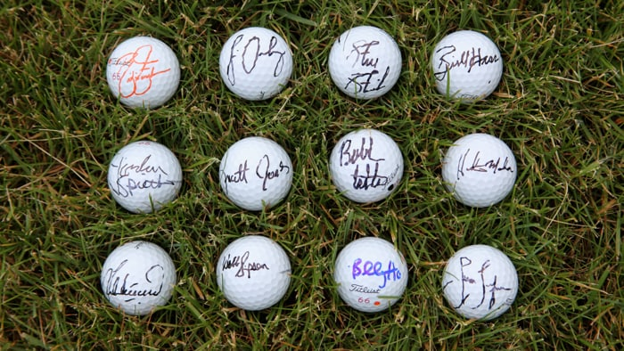 Can you name all of the Titleist Brand Ambassadors...