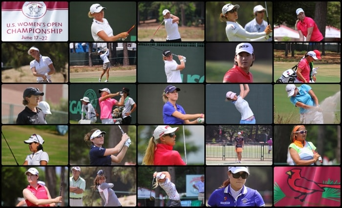 Welcome to the 2014 U.S. Women's Open!