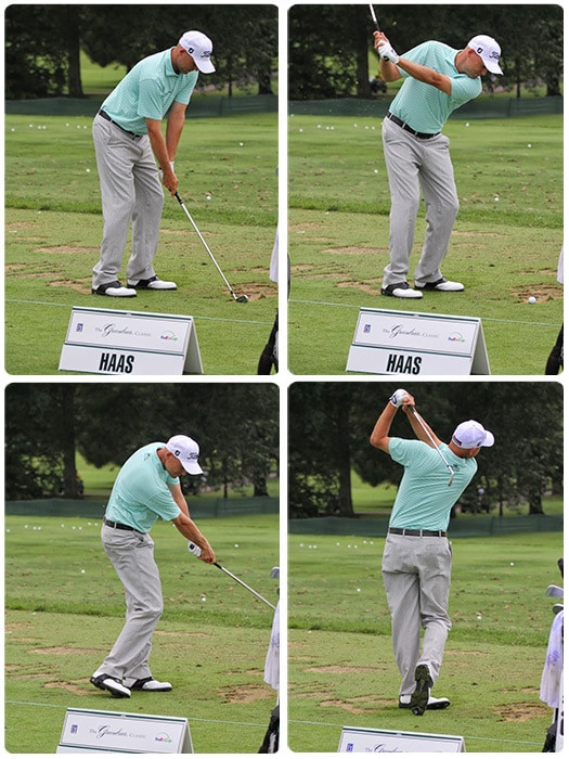 Titleist Brand Ambassador Bill Haas ranks among...