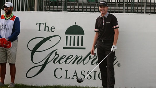 Welcome to the 2014 Greenbrier Classic!