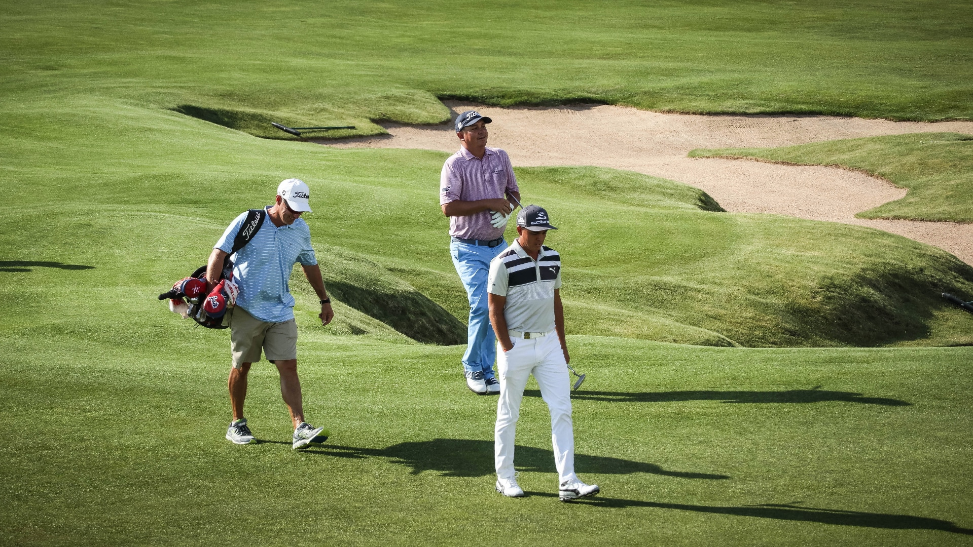 Titleist Brand Ambassador Jason Dufner is coming o...