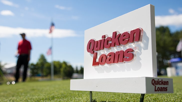 It was a great few days at the Quicken Loans Natio...