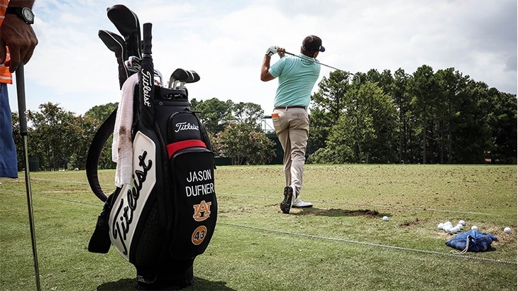 Titleist Brand Ambassador Jason Dufner was crowned...