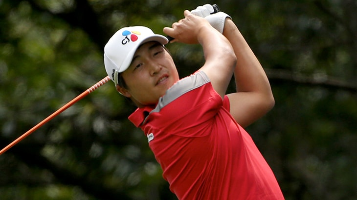 Kyoung-Hoon Lee (Pro V1x) | Three runner-up finish...