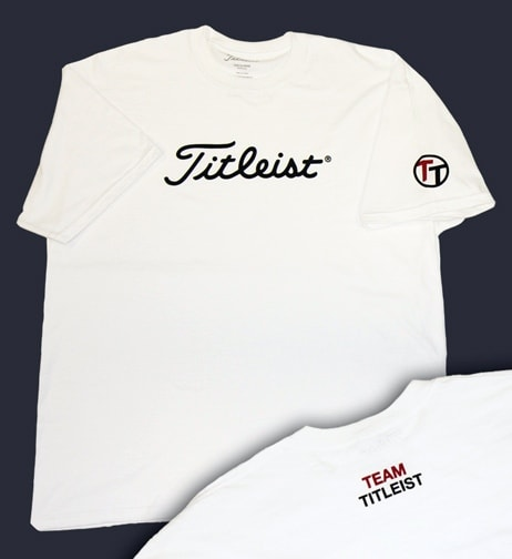 Team titleist trivia u s open wednesday edition win a for Footjoy shirts with titleist logo