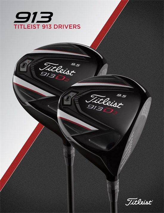 31 2017 Designed And Built For More Sd Distance The New Leist 913 Drivers Deliver Performance With Most Precise Fit Available