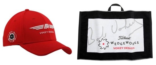 Our friends over at the Vokey Store are celebrating Players Championship  week with the release of two new items  The Vokey Signature Towel and Vokey  BV ... ce584dabc0e