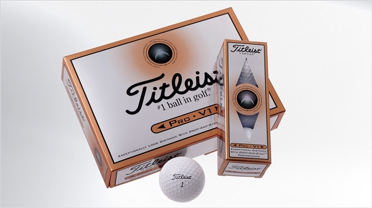 On the Tee: The Launch of the First Pro V1 Golf Ball