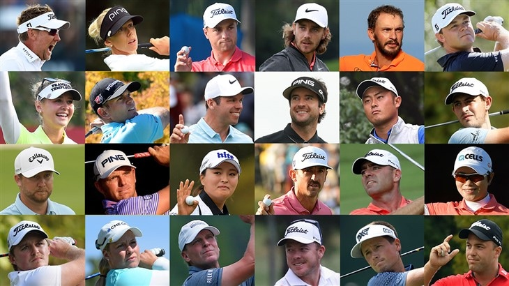 The #1 Ball in Golf: 2018 Wins
