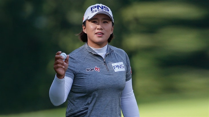 A Tournament Record for Yang in Honda LPGA Thailand Victory