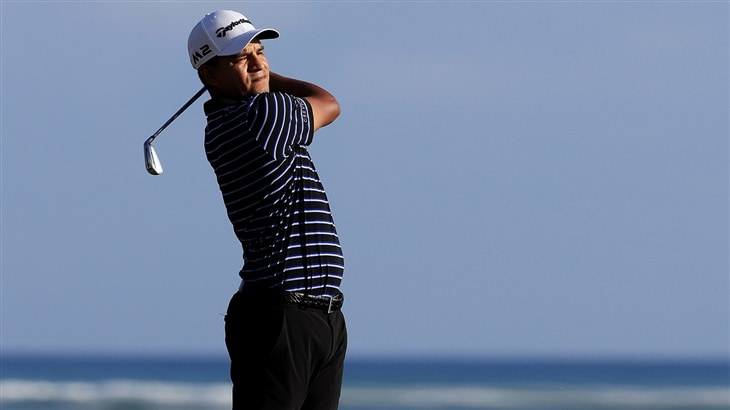 Keys to Success: Fabian Gomez and Zac Blair at the Sony Open in Hawaii