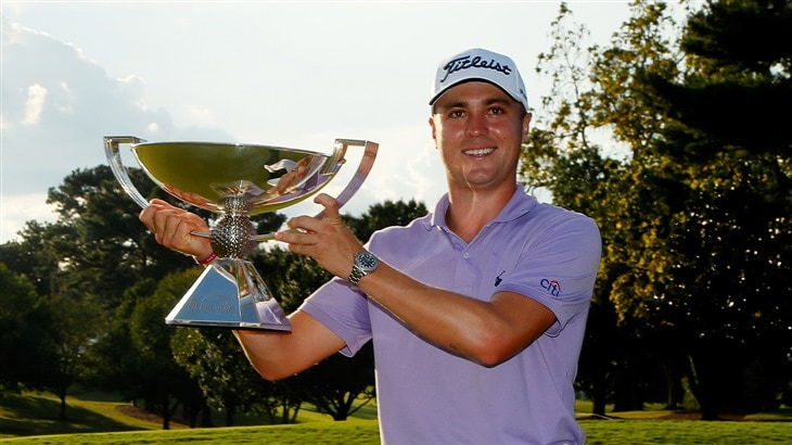 A Season to Remember for Justin Thomas