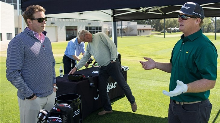 On The Tee: Josh Talge on 917 Drivers and Titleist Club Fitting